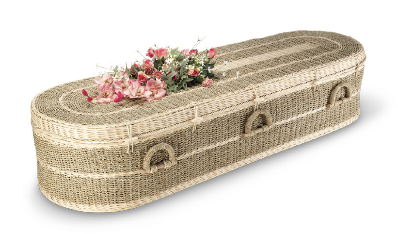 Pandanus Rounded Coffin