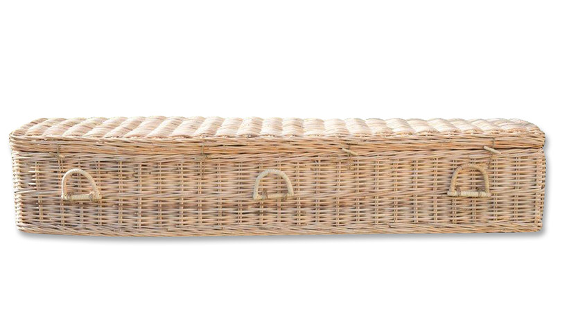 Kubu Rattan Traditional Coffin